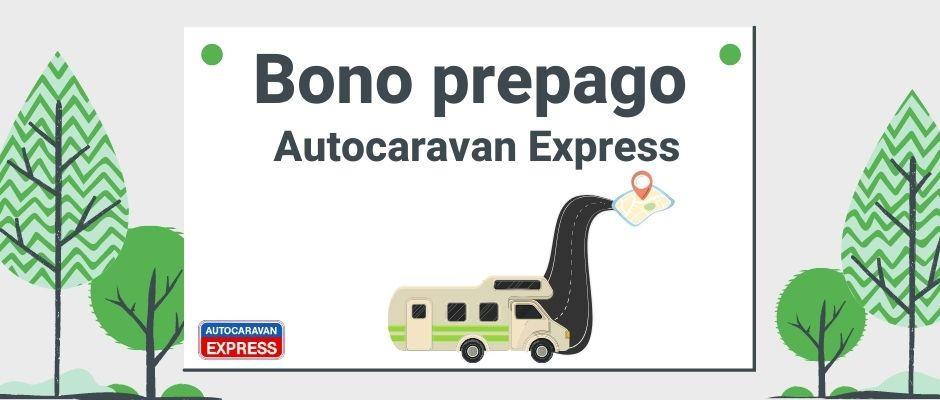 Bono prepago autocaravan express