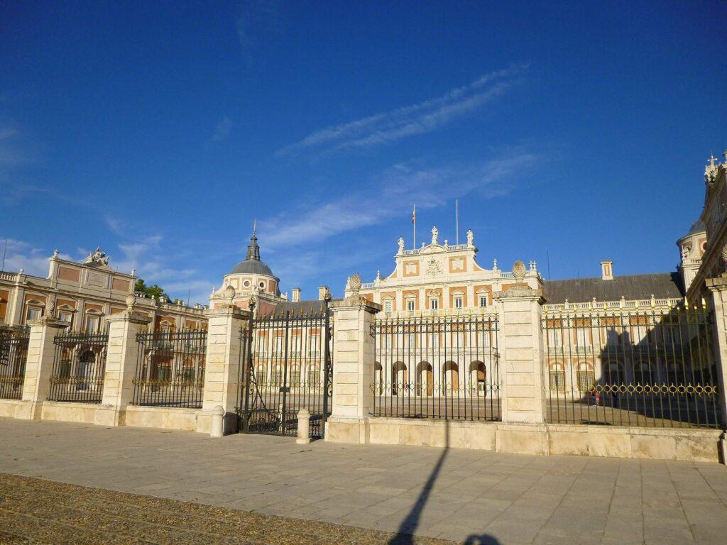 Destinos en autocaravana Comunidad de Madrid Aranjuez
