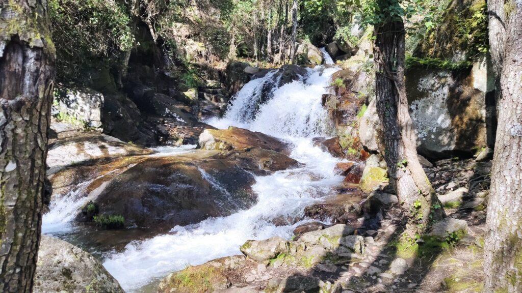 Extremadura en autocaravana - Garganta de las Nogaledas