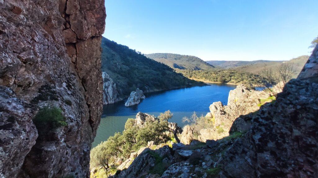 Extremadura en autocaravana - Parque Nacional de Monfragüe