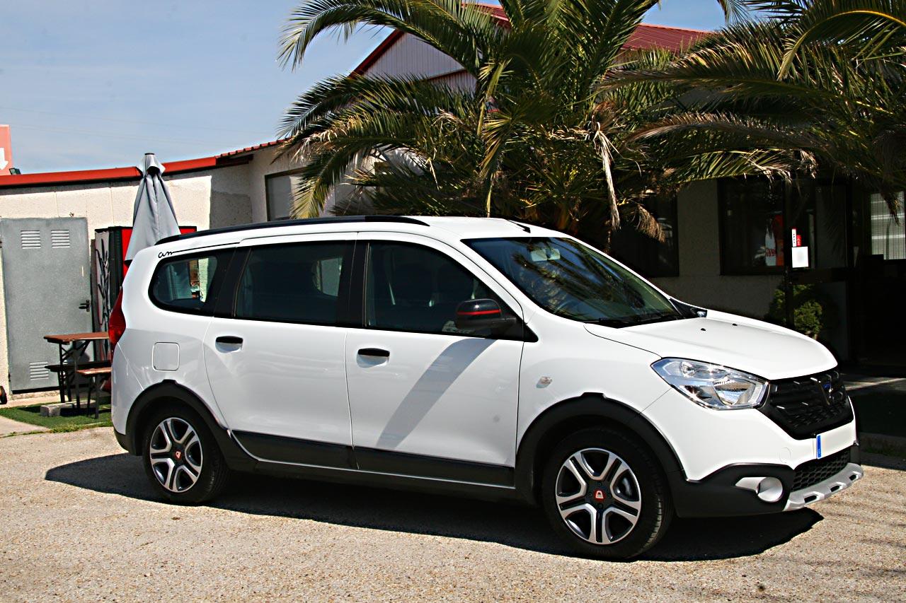 Dacia Lodgy camperizado